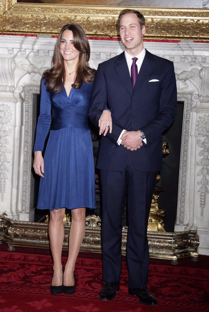 Duchess of Cambridge's Engagement Ring