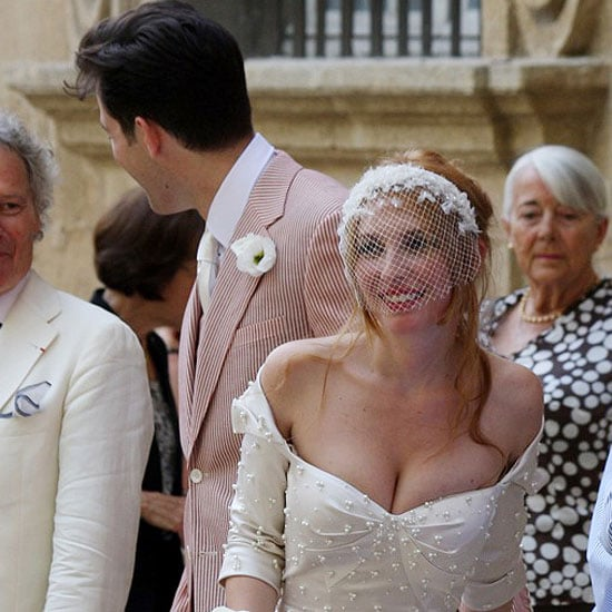 Mark Ronson and Josephine de la Baume Wedding Pictures