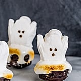 Ghost Macarons
