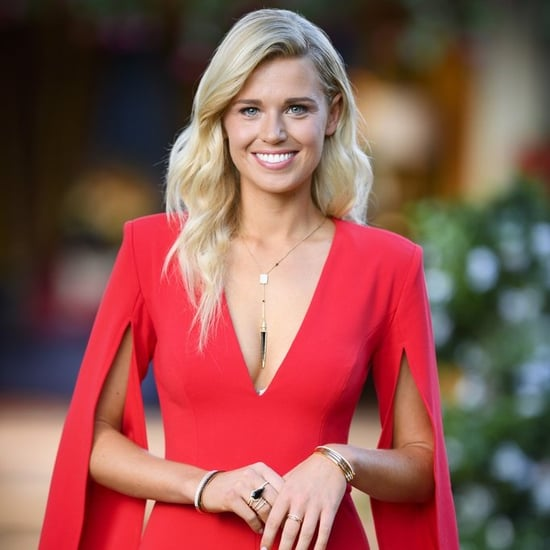 Lisa Carlton's Cocktail Dresses and Style The Bachelor 2017