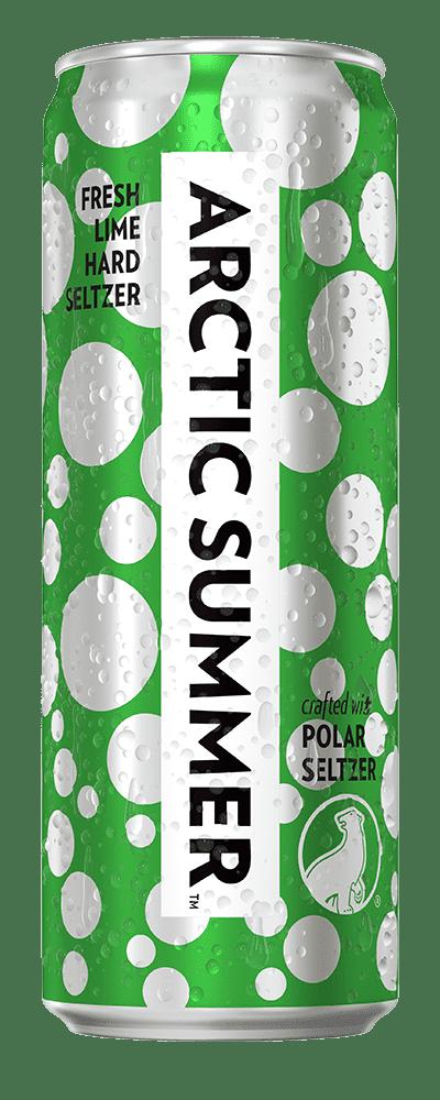 Arctic Summer Fresh Lime Hard Seltzer