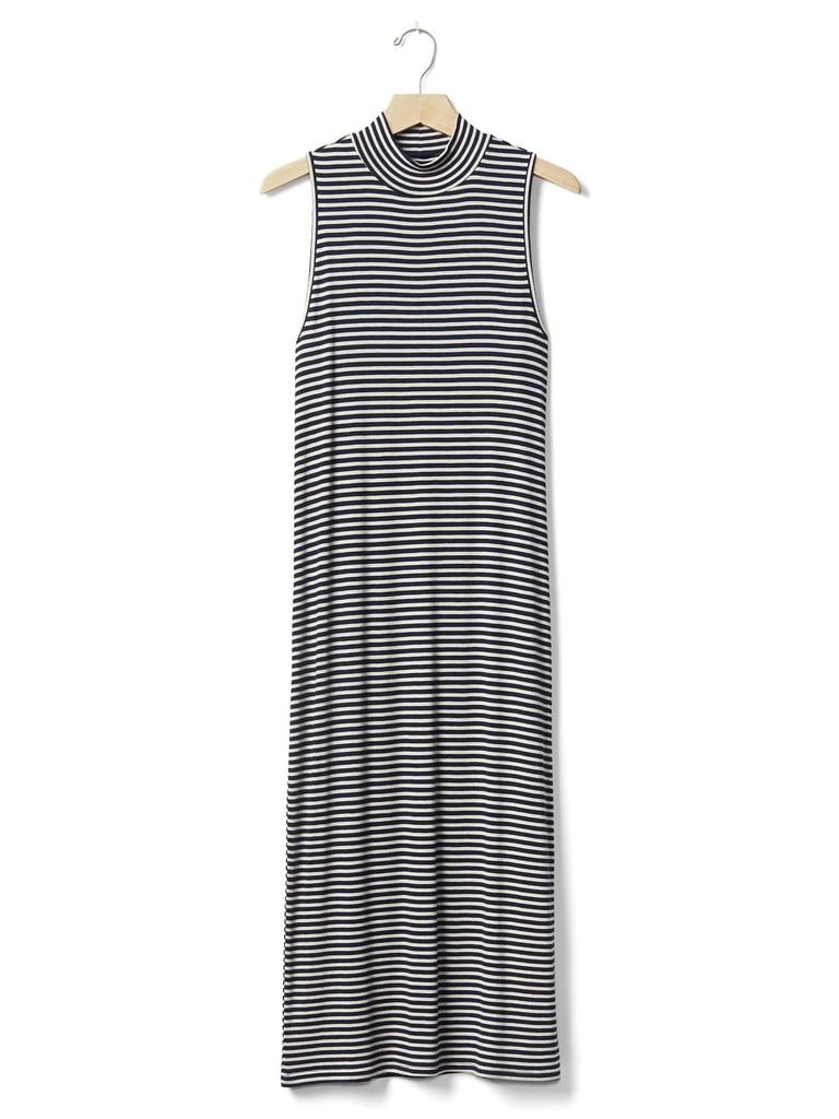 Ribbed mockneck tank dress ($60)