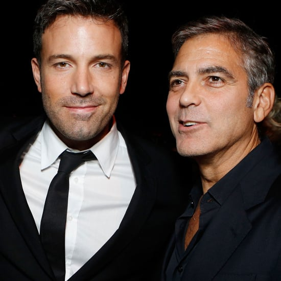 George Clooney, Stacy Keibler, Jennifer Garner, Ben Affleck And More At Argo Premiere