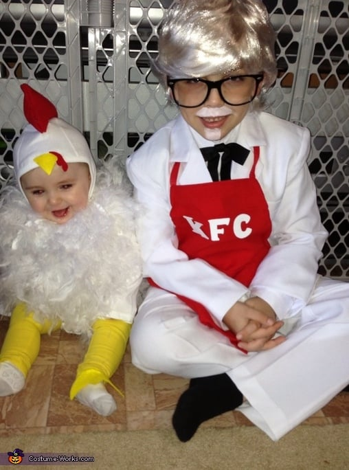 Matching Sibling Costumes For Kids Halloween Popsugar Australia Parenting