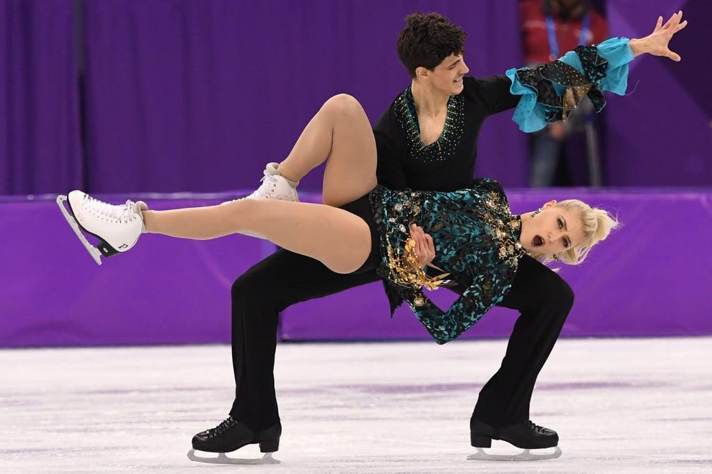 Figure Skating Photos 2018 Winter Olympics