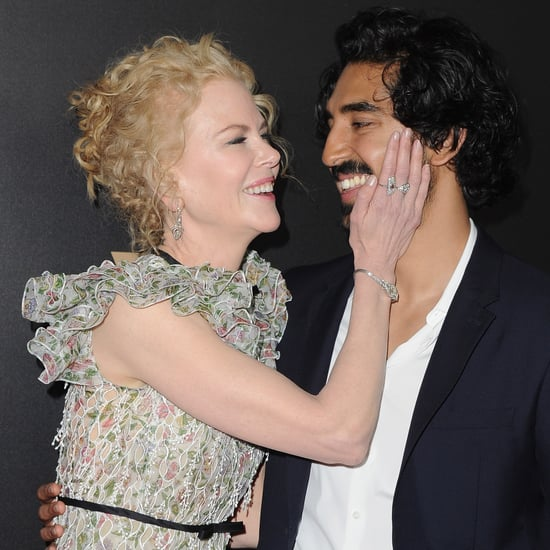 Nicole Kidman and Dev Patel Lion Pictures