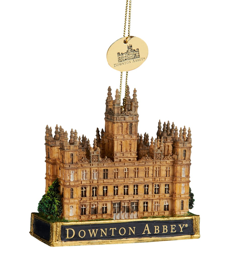 Downtown Abbey Ornaments ($24)