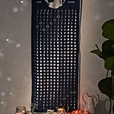 2019 Lunar Phase Calendar Tapestry