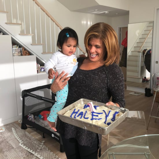 Hoda Kotb's Daughter Haley Joy Celebrates First Birthday