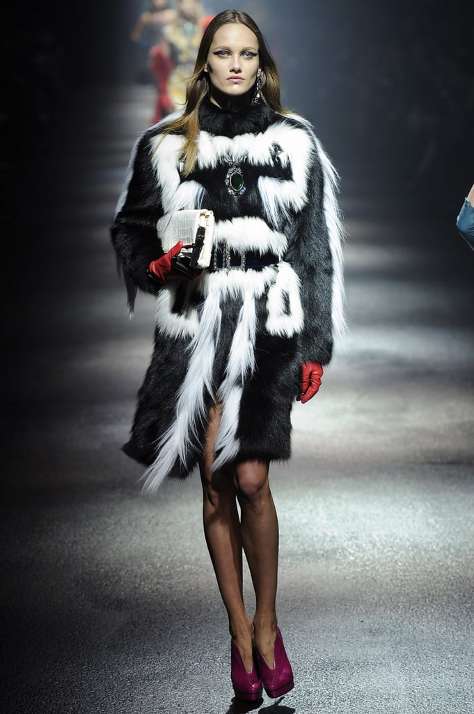 2012 A/W Paris Fashion Week: Lanvin