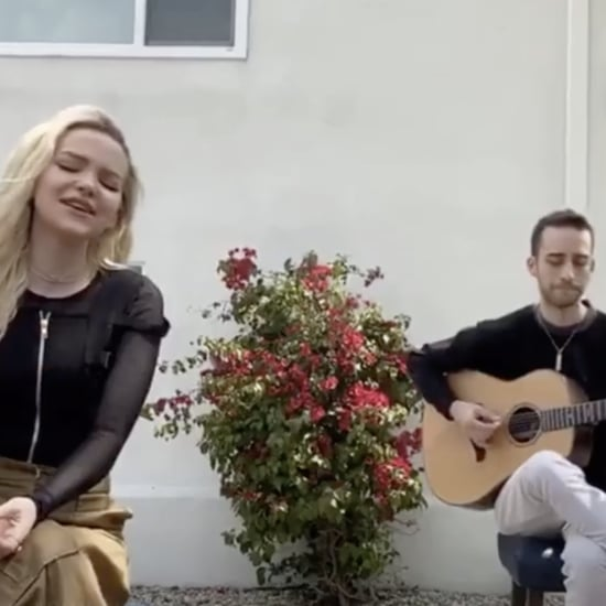 Watch Dove Cameron's #TogetherAtHome Instagram Concert Video