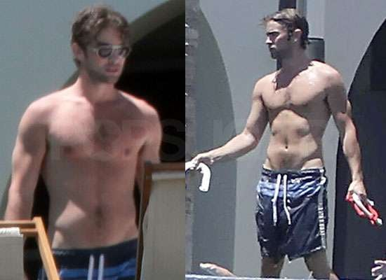 Pictures of Chace Crawford Shirtless