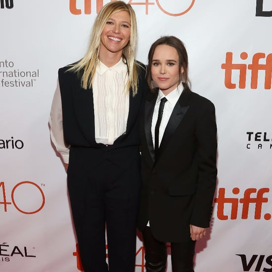 Ellen Page With Girlfriend Samantha Thomas at TIFF Pictures