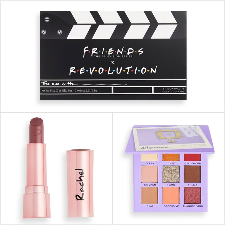 Shop Revolution Beauty's Friends-Themed Makeup Collection