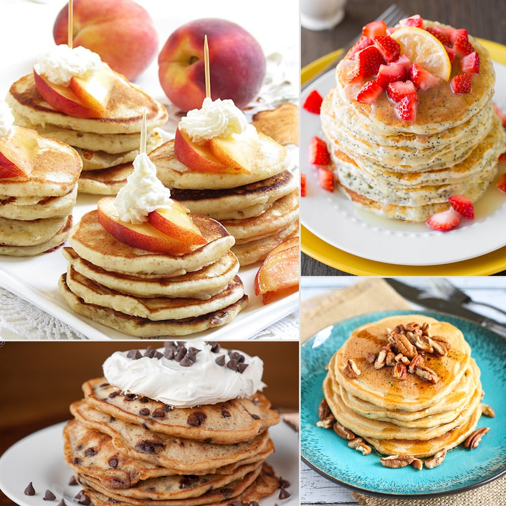Pancake Recipes For Kids