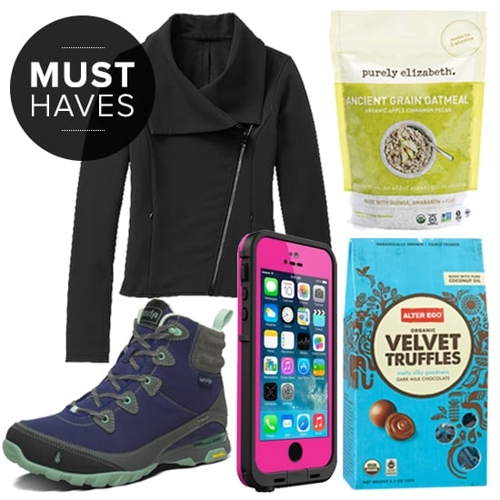 Celebrate and Sweat This Month With Our December Must Haves