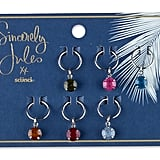Sincerely Jules x Scunci Hair Rings With Stones 6-Pack