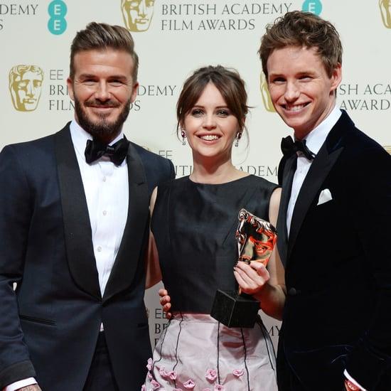 BAFTA Awards Winners 2015