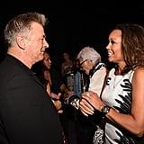 Alec Baldwin and Vanessa Williams