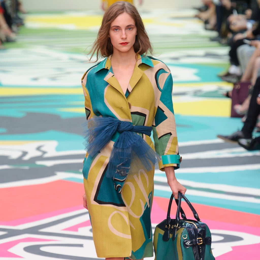 Learn About the Birds and the Bees With Burberry Prorsum