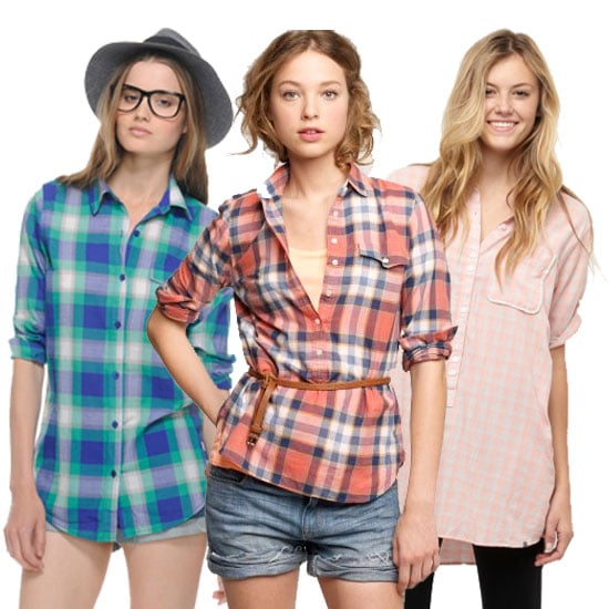 Shop Plaid Pieces For Spring