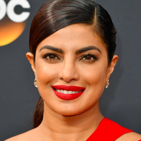 Priyanka Chopra's Hair and Makeup at Emmy Awards 2016