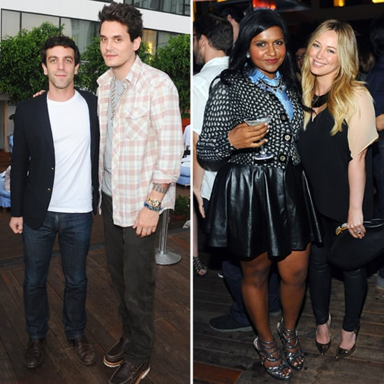 Brothers John Mayer: John Mayer Debuts A New Haircut And Parties With Hilary