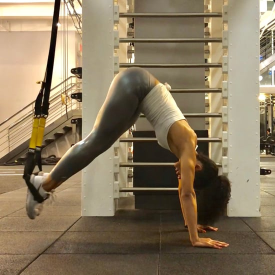 How to Do TRX Pikes