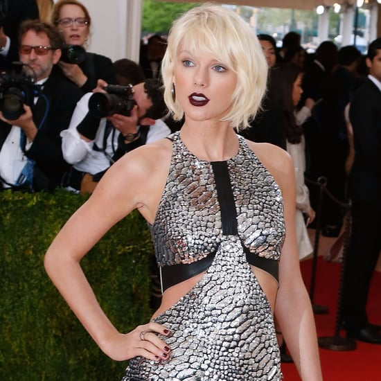 Is Taylor Swift at the 2017 Met Gala?