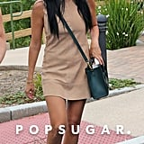 Kourtney Kardashian Has Lunch With Family July 2015 | Photos