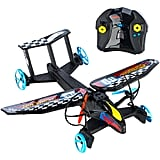 For 8-Year-Olds: Wheels RC Sky Shock Transforming Remote Control Vehicle