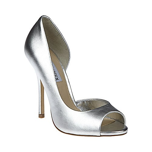 Nothing overly complicated here. These Steve Madden Rachael Heels ($100) are just a sexy, go-with-everything option for party season.