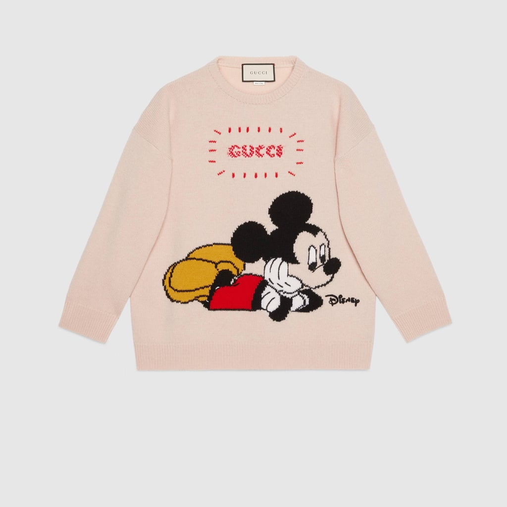 Disney x Gucci Mickey Mouse Collection