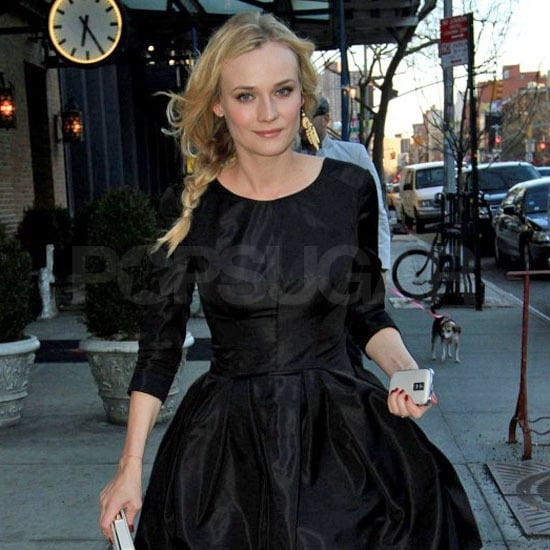 Diane Kruger Makes a Stylish Bid to Save the Earth With Pal Jason Wu