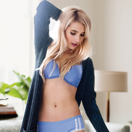 Emma Roberts Unretouched Aerie Campaign 2015