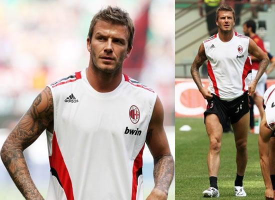 26/5/2009 David Beckham