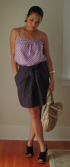 pretty in gingham