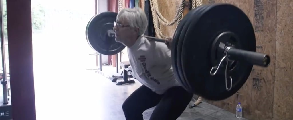 The Reason This 65-Year Old Grandmother Does CrossFit Is the Reason We All Should