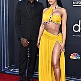 Offset and Cardi B at the Billboard Music Awards in 2019