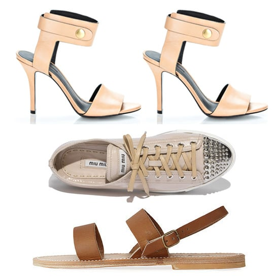 The Essential Wardrobe: 10 of the Best Nude Shoes