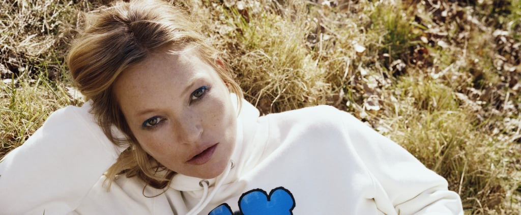 Kate Moss Stars in the Heaven by Marc Jacobs Campaign