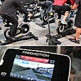 Realistic Indoor Cycling
