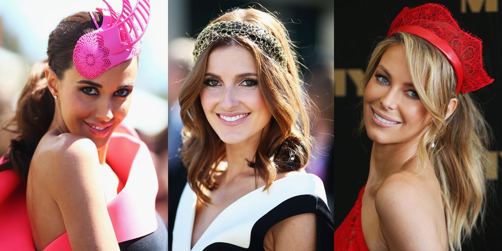 2013 Melbourne Cup Celebrity Beauty Looks