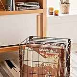 Wire Storage Basket ($39)