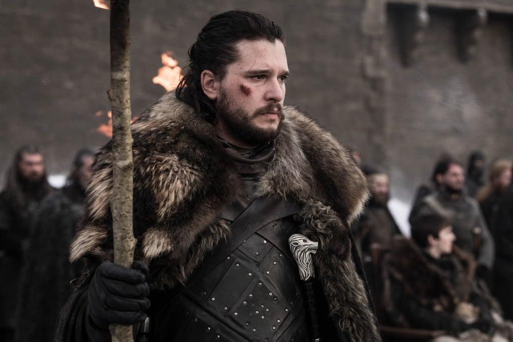 Jon Disbands the Seven Kingdoms