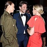 Bradley Cooper Irina Shayk at 2019 Palm Springs Film Awards