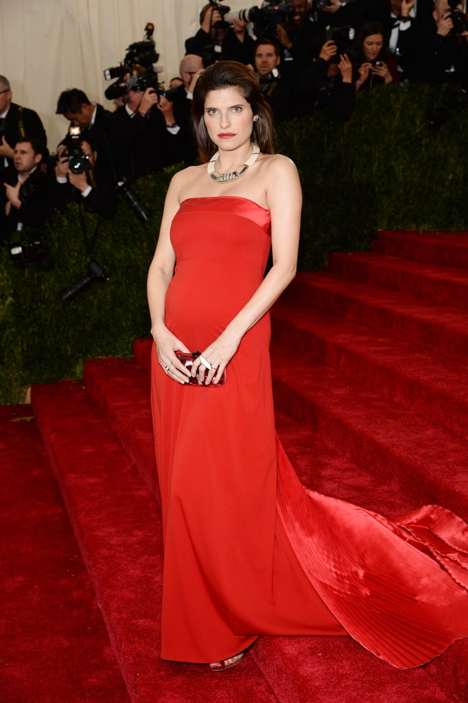 Lake Bell at the 2014 Met Gala