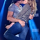 Tim McGraw on Wife Faith Hill