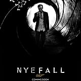 Watching the new James Bond movie and thinking of only Nye.