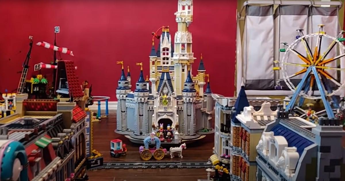 Everything Lego cover image